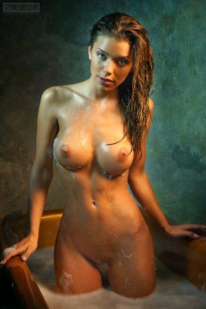 amateur photo Brass bath