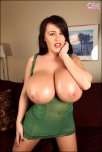 amateur photo gigantic and oiled