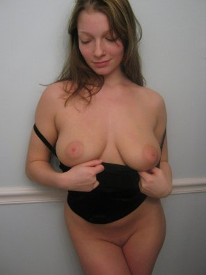 amateur photo Boobs