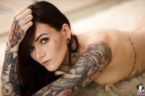 amateur photo Arm tattoo?