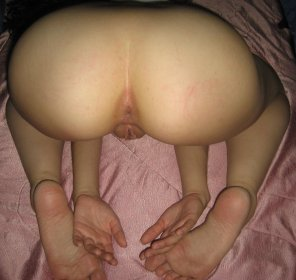 amateur photo Submissive