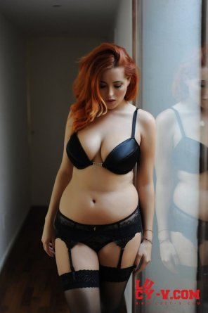 amateur photo Lucy Collett in Lingerie!
