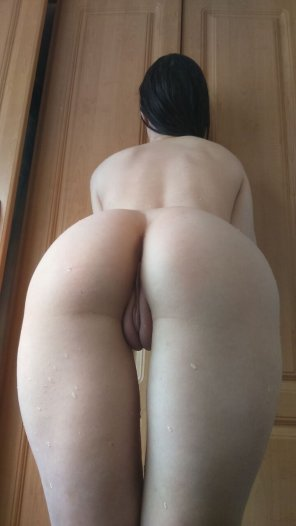 amateur photo Wish she was sitting on my face!