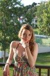 amateur photo Summer dress and me :D