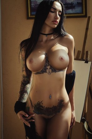 amateur photo Great tats & amazing tats