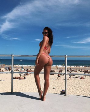 amateur photo Australian Beach