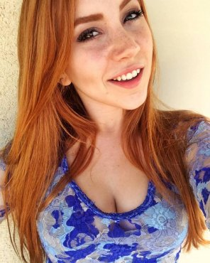 amateur photo Wonderful brazilian ginger