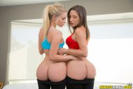 Staci Carr and Abella Danger