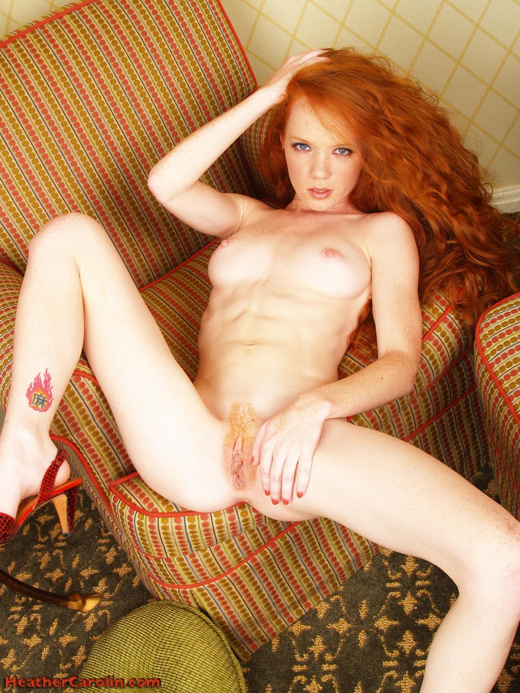 Heather Carolin Naked