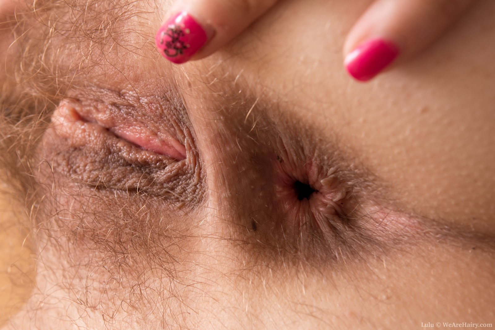 Fat hairy puussy with std