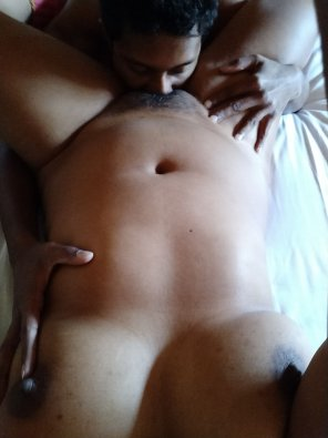 amateur photo Launching me to heaven with his face in my cunt [FM]