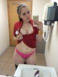 amateur photo Naughty nurse