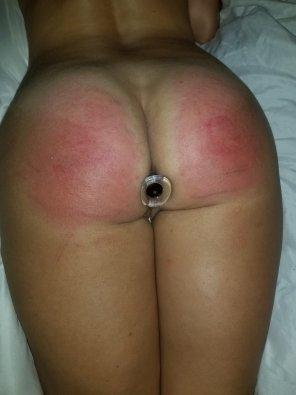 amateur photo I got punished... And I loved it!