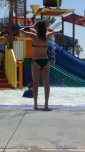 amateur photo Waterpark booty
