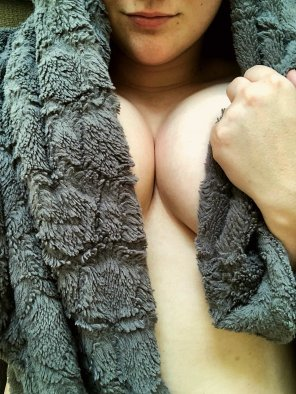 amateur photo Is a little chilly