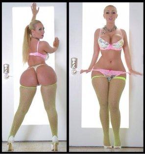 big tits big ass curves