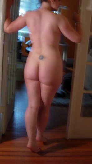 amateur photo Blurry Booty