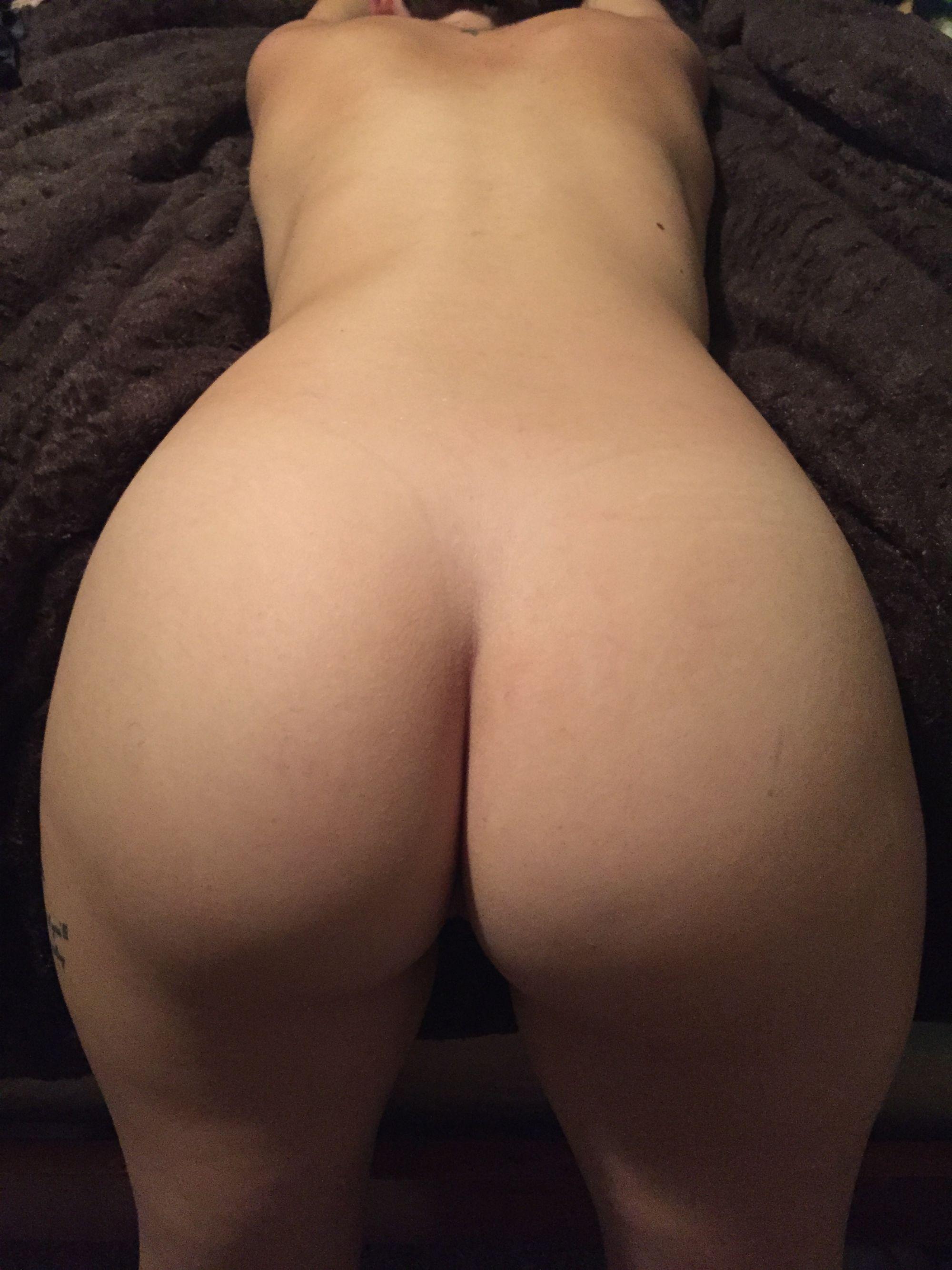 Big ass bend over