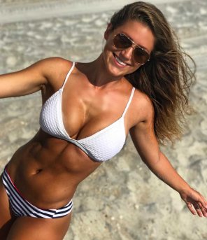 amateur photo Insanely fit soccer chick