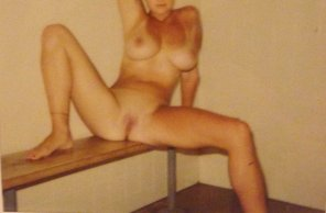 amateur photo Just found this pic of me from when I was 18 years old. Hope you like what you see! Please comment if you do!