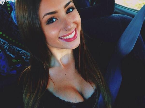 Beautiful Smile Porn Photo