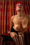 amateur photo Miss Mirjana 60