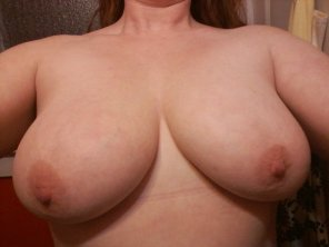amateur photo ginger tits
