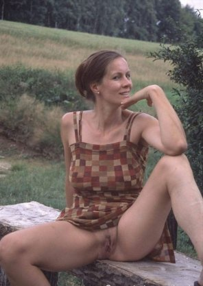 amateur photo Beautiful MILF