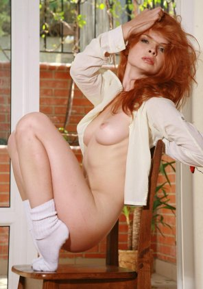 amateur photo Lovely Ginger