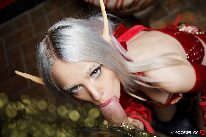 Wow A Parody Drilling Blood Elf Arteya Hardcore-pic5083