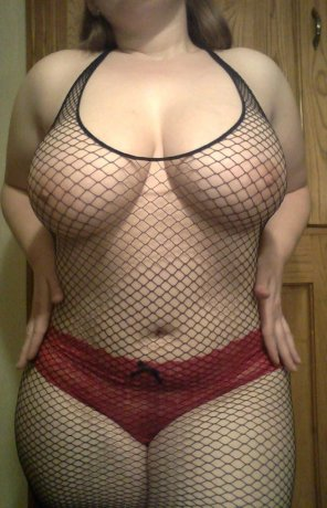 amateur photo Black body net