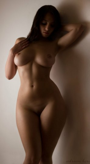 amateur photo Perfect hourglass