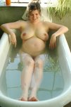amateur photo Relaxing bath