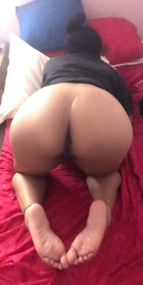 amateur photo Fuck my Filipina ass and feet. I'll be your slave tonight.