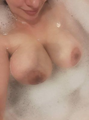 amateur photo A soak with the Girls