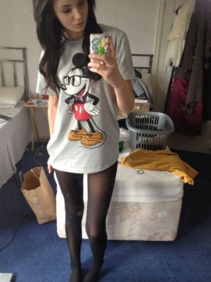 amateur photo PictureMickey Mouse