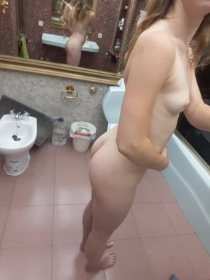amateur photo Original ContentInfinite mirror butts