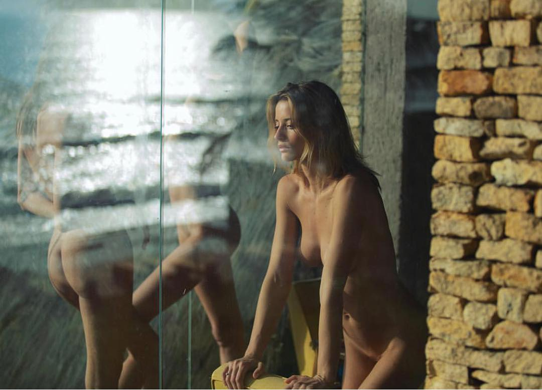 Flavia Lucini  nackt