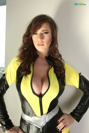 amateur photo the watchmen cosplay