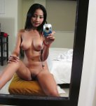 amateur photo Sexy Asian girl.