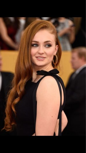 amateur photo Sophie Turner