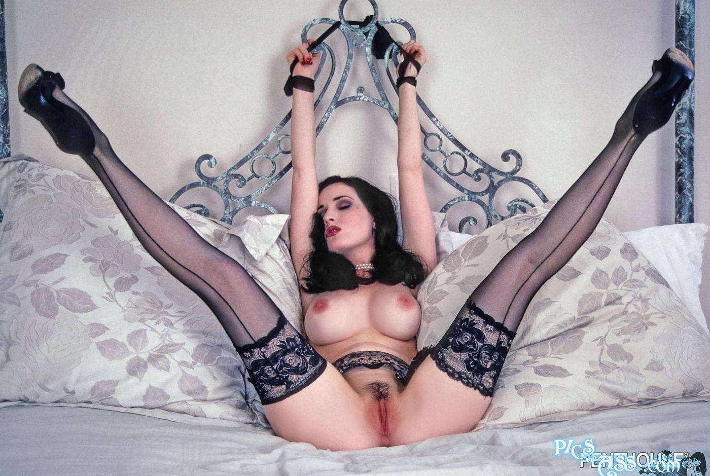 Dita von teese porn pics
