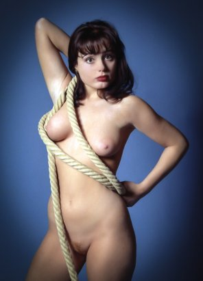 amateur photo Thick rope