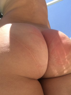 amateur photo Bikini mark