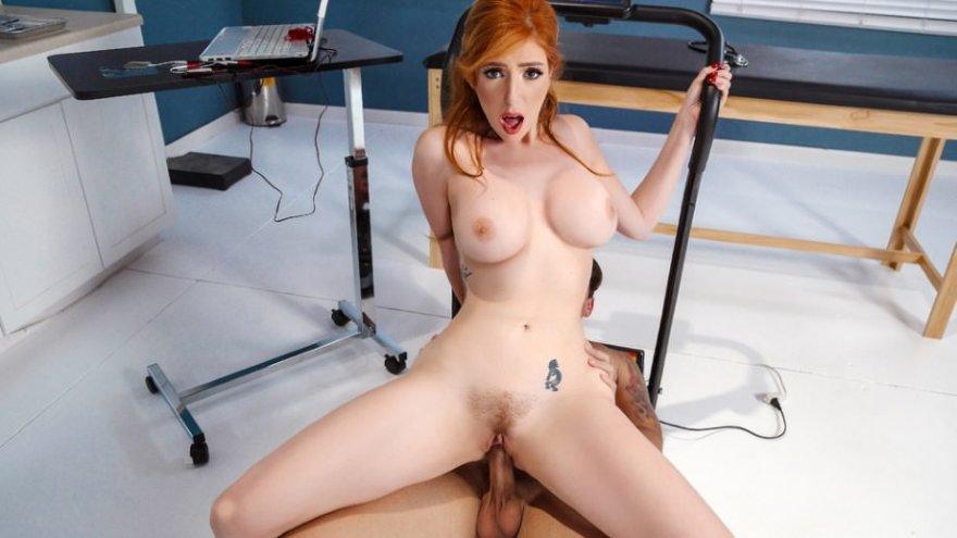 Stress Test Sex - Lauren Phillips Porno Zdjęcie