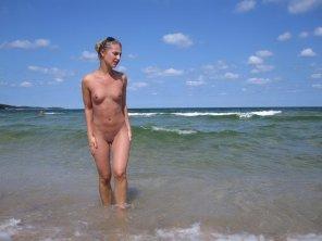 amateur photo Beach day