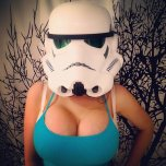 amateur photo Storm trooper