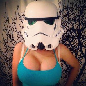 amateur photo Storm trooper