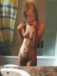 amateur photo Fit and tanned