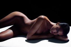 amateur photo Irina Shayk